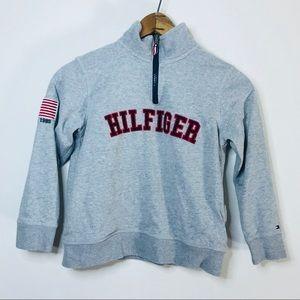 Tommy Hilfiger | Pullover Half Zip Sweatshirt